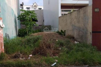 Bán lô đất mặt tiền hẻm Nguyễn Hữu Tiến, Tân Phú - 80m2, SHR, xây thoải mái, LH: 0939196311