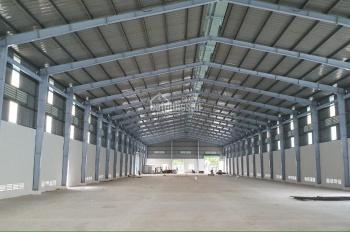 Cho thuê gấp xưởng 950m2 giá rẻ chỉ 80tr/tháng mặt tiền đường HL2, Q. Bình Tân