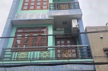 Nhà cần cho thuê phường Đông Hưng Thuận, Q12 DT: 4 X 14m, đúc 3.5 tấm, giá thuê: 10tr/ tháng