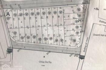 Gđ bán mấy lô đấu giá 65-87m thôn Dư Dụ Thanh Thuỳ trên trục đường 427 cách đg Cenco5 1km, 9,8 tr