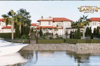Biệt thự - nhà vườn thượng lưu - Cộng đồng phú gia - ven sông Quận 9 từ 21tr/m2, LH 0909393170