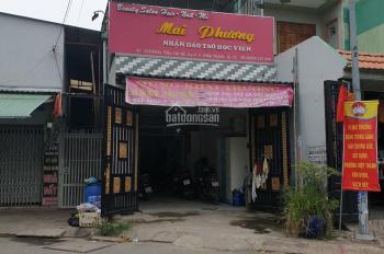 Cho thuê nhà nguyên căn 4x23m mặt tiền đường Trần Thị Hè, gần ngã 3 Đông Quang, P. Hiệp Thành, Q12