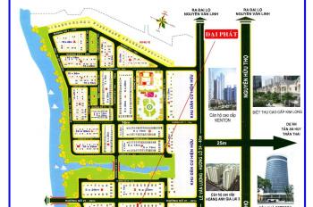 Cần bán gấp lô đất KDC Sadeco Phước Kiển A, DT: 90m2 sổ đỏ riêng, giá 5 tỷ 670tr