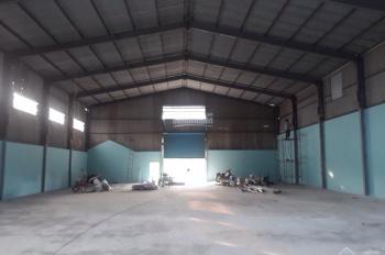 Chính chủ cho thuê kho xưởng mới 20x50m, điện 3pha, đường Trần Văn Giàu, cách QL1A 3km