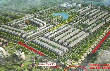 """Mua đất nền tặng ngay """"xế xịn"""" chỉ có tại khu đô thị Kosy TP Bắc Giang"""