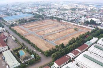 Bán đất khu dân cư sầm uất tại Dĩ An, giá trị tương lai, liền kề khu chợ Thông Dụng