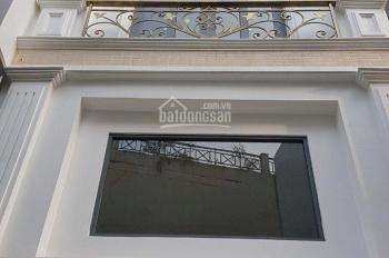 Bán nhà (4,2x12m, 1 trệt, lửng, 3 lầu) đường Nguyễn Đình Chính, P. 15, Q. Phú Nhuận