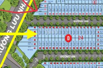 Chủ kẹt tiền cần bán 1 nền đường 30m, Centana ĐPT, giá 46 tr/m2, LH 0931475325