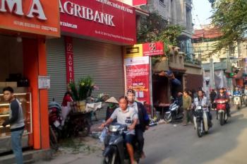 Cho thuê 100m2 mặt bằng kinh doanh tầng 1 biệt lập tại phố Định Công Thượng
