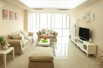 Cho thuê căn hộ chung cư Tản Đà 75m2, 2PN, 2WC, giá 11tr/tháng. LH 0906.642.329 Mỹ