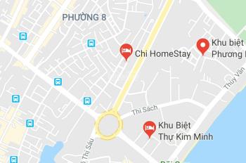 Cần bán 3 lô đất đẹp 8,1 tỷ xây khách sạn khu Bình Minh, gần Lotte Vũng tàu