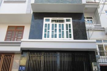 Bán nhà đường Bàn Cờ, p3, quận 3 DT 4 x 18m trệt 3 lầu. Giá 10.5 tỷ thương lượng