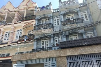 Bán nhà 1 trệt 2 lầu 4x20m, giá 4.8 tỷ (TL), HXH Tân Chánh Hiệp 10, P. Tân Chánh Hiệp, Q12
