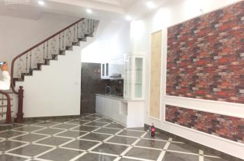 Bán nhà mặt ngõ phố Kim Đồng, Tân Mai 35m2x6T ngõ rộng thẳng,sát Mandarin giá 2.75 tỷ (ảnh thật)