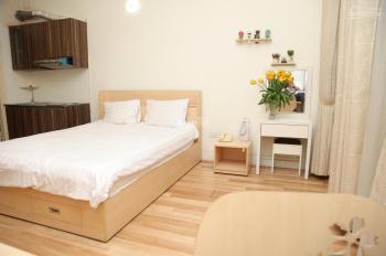 Cho thuê căn hộ dịch vụ cao cấp Sunny Hàm Long Apartment tại phố Hàm Long, cách bờ hồ 1km