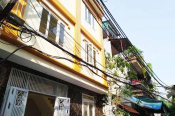 Bán nhà Trần Khát Chân ngõ trước nhà 4m thoáng rộng yên tĩnh 3,1 tỷ