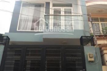 Chính chủ bán gấp căn nhà 1 trệt 1 lầu, tặng full nội thất, sổ hồng riêng, HXH đường 30, Phường 6