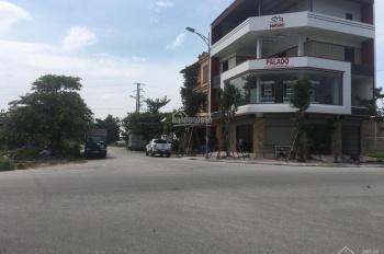 Bán lô góc vip tại ngã 4 đường Nguyễn Quyền giao Phạm Ngũ Lão khả lễ võ cường TP.Bắc Ninh