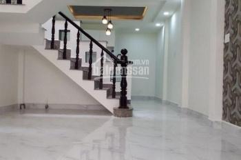 Bán gấp nhà SHCC 1 trệt 2 lầu mới xây kiên cố- đầu Nguyễn Thị Đặng, Q12 - sau Thế Giới Di Động