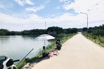 Cần bán lô đất 100m2 Bắc Tân Uyên sổ hồng riêng view hồ sinh thái tự nhiên 100ha