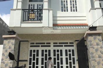 Bán nhà chính chủ 2 lầu, Hương Lộ 11, Bình Chánh, 5mx20m, hỗ trợ trả góp ngân hàng 50% nhà