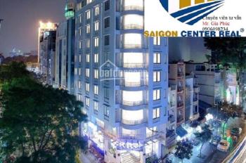 Bán nhà mặt tiền Lê Thị Hồng Gấm, P. Nguyễn Thái Bình Q1, hầm 9 tầng, HĐ thuê 200tr/th. Giá 96 tỷ