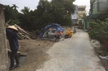 Bán đất thị trấn An Dương rẻ cho khách đầu tư