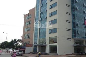 Cho thuê văn phòng tại Hoàng Cầu dt từ 120-600m giá 270000đ/m2/tháng.
