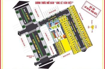 CC bán lô A1 dự án 568 Lê Văn Việt, diện tích 54,4m2 giá 2 tỷ 850, hướng ĐB, 0909573093 Thành Đông
