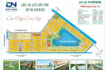 Cần bán gấp lô đất đường I2 - 26, KDC Tân Đô, Đức Hòa, Long An, 114m2, SHR CC ngay, 0908.49.08.28