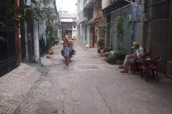Chính chủ cần bán căn nhà đường Phan Văn Trị phường 11 Bình Thạnh dt: 4,6x18m giá 5,8 tỷ