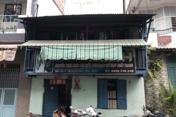 Tôi cần bán căn nhà đường nhựa 8m số 168/15 Lê Thị Bạch Cát, P11, Q11