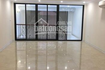 Cho thuê nhà căn góc 70m2x6 tầng ngõ 193 Trung Kính, ôtô vào được. 40 triệu