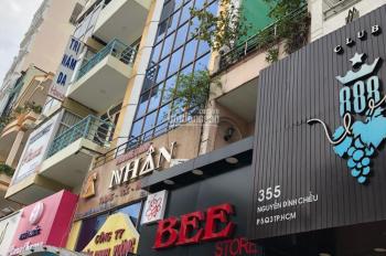 """""""""""""""Cần cho thuê CHDV mặt tiền Giải Phóng, Phường 4, Quận Tân Bình  - Diện tích 5x18m. 4 Tầng. 45 Tr"""