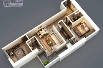 Bán căn hộ 2 ngủ CT7 The Sparks Dương Nội. 2 ngủ, 1 vệ sinh- 1 tỷ 50 triệu, có nội thất đẹp