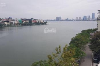 Chính chủ cần cho thuê Nhà mặt phố Quảng An, Nhà Mặt Hồ Tây,HN. Diện tích:120m,mặt tiền8.5m