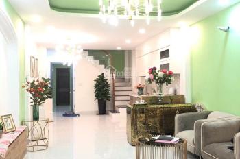 Nhà MT Nguyễn Ngọc Phương 84m2, hầm 5 lầu HĐT 100tr full nội thất cao cấp, 22tỷ