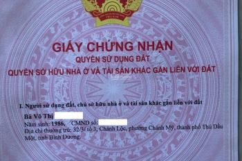 Đất vườn măng cụt An Sơn có 300 thổ cư giá rẻ Lh 0908794488
