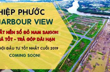 Mở bán đất nền sổ đỏ ngay mặt tiền đường Nguyễn Văn Tạo. Giá chỉ từ 1,2 tỷ/nền