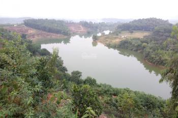 Bán đất Lương Sơn Hòa Bình 5ha là một quả đồi, khu nhảy dù lý tưởng, nhìn tứ phía bám hồ 0962792687