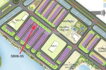Chính chủ bán gấp biệt thự song lập SB06-05 dự án Vinhomes Ocean Park, ưu tiên khách thiện chí