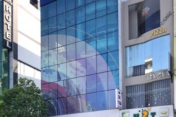 Cho thuê building 2 mặt tiền Nguyễn Văn Trỗi, Q. Phú Nhuận. 9x25m, hầm, 7 tầng, 1300m2 0706.812.302