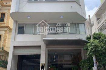 Bán khách sạn Ký Con, P. Nguyễn Thái Bình, Q.1. DT: 4,2x20m trệt lửng 6 lầu giá 39 tỷ