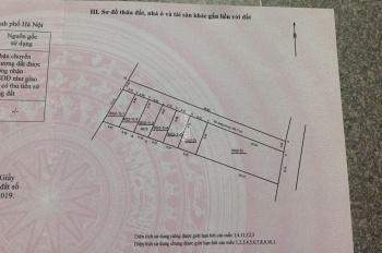 Cần bán lô đất 40m2 sổ đỏ chính chủ, đất ở lâu dài tại Võng La, Đông Anh, Hà Nội