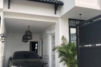 Cần Bán Biệt Thự mới xây MT Nguyễn Hữu Trí, Bình Chánh Full nội thất 7x19.5m, giá chỉ 3 tỷ