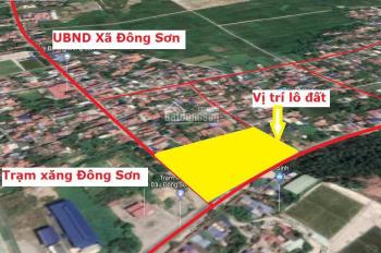 Bán đất nền Đông Sơn - Thủy Nguyên ngay mặt đường QL10, giá từ 9 - 11 tr/m2. LH 090 156 1212
