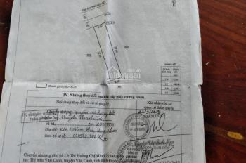Bán đất khu TĐC Long Vân đối diện quán Coffe. Dt: 111m2. Giá 22tr/m2 TL. Liên hệ: 0949 644 244