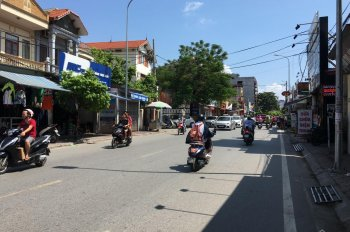 Cần bán lô đất 99m2 mặt đường Đằng Hải - Hải An - HP, gần UBND Quận, giá 32 triệu/m2. LH 0936776882