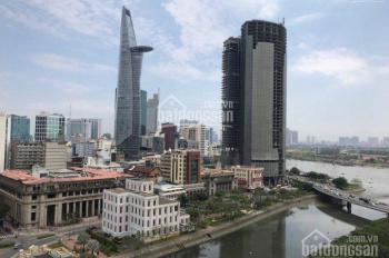 Saigon Royal cho thuê 2 phòng ngủ, nhà cơ bản có máy lạnh, rèm cửa và bếp, giá: 17,5tr/tháng.