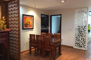Căn hộ cho thuê chung cư Riverside Garden 85m2, 2 - 3PN, 10 tr/th nội thất CB - full, LH 0332462416